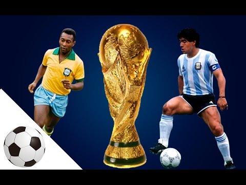 Todas las finales de los Mundiales (1930-2014)