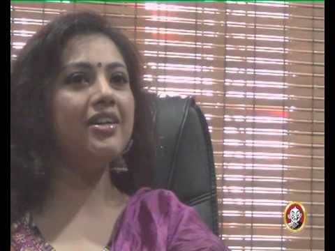 Meena About Her Marriage Life  Ananda Vikatan