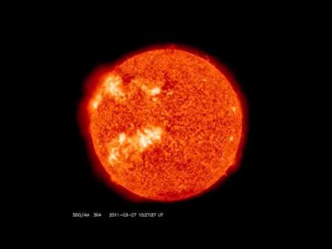 SOLAR RADIO STORM: March 28th, 2011.