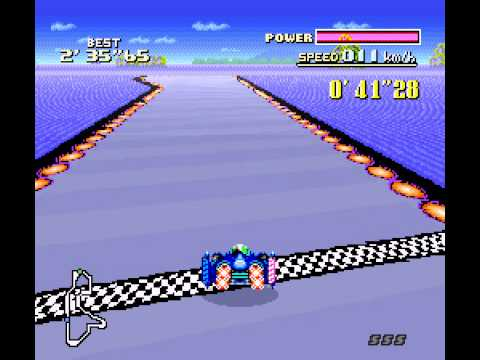 F-ZERO - Music from F-Zero: Big blue 2 - User video