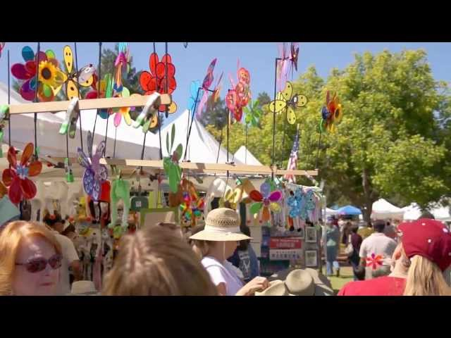 2011 Almaden Valley Art & Wine Festival