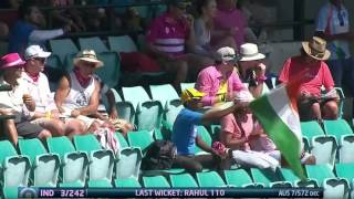 Virat kohli 147 against Australia 4th test in Sydn