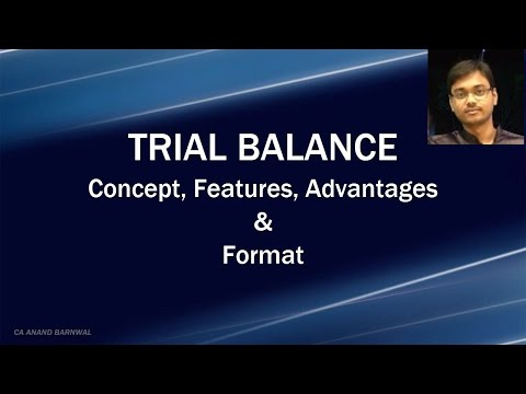 trial balance sums A trial balance only checks the sum of debits against the sum of credits during the accounting cycle, a trial balance is prepared.