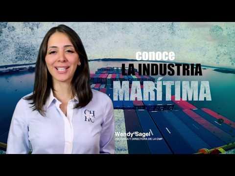 Wendy Sagel _ Conoce la Industria Marítima