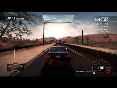 Let's Play: Need for Speed Hot Pursuit 4): Eat his Dust!