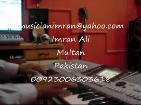 man di mauj wich hasna instrumental by Imran Ali