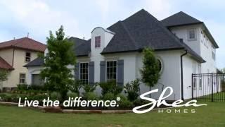 Shea Homes of Charlotte's Model Homes