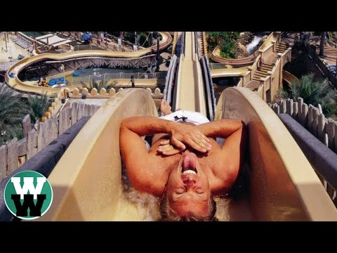 10 Most Amazing Water Slides In The World