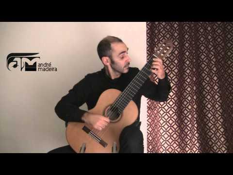 Big Guitar - Sonata K.239 - D. Scarlatti - André Madeira