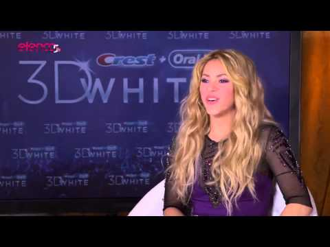[facebook.com/shakiraineditos]   Entrevista a Shakira (Revista Elenco)