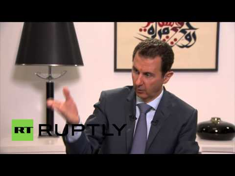 Syria: Assad calls on 'all forces' to unite against terrorism