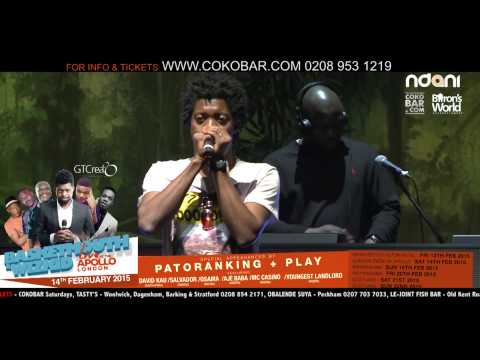 Basketmouth - Naija Film Adverts - Basketmouth Live At The Apollo - 14th Feb 2015 video