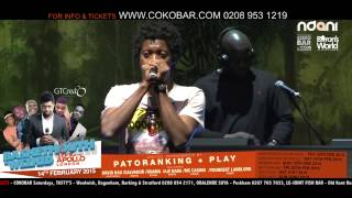BASKETMOUTH - NAIJA FILM ADVERTS - BASKETMOUTH LIVE AT THE APOLLO - 14TH FEB 2015
