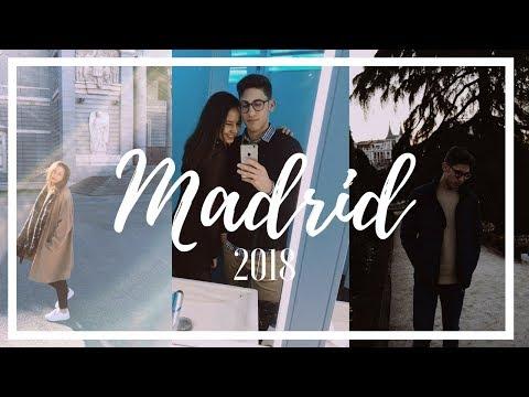 Un paseo por Madrid - ANA PEREZ
