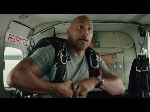 """San Andreas Movie Clip - """"We Have No Place To Set This Plane Down"""""""