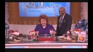 Dump Cakes Recipe on the Steve Harvey Show