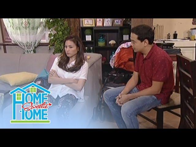 Home Sweetie Home: Julie begs Romeo