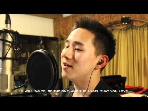 Tong Hua (童�) Cover - English/Chinese + Violin/Trumpet by Jason Chen & J Rice