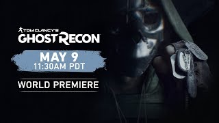Ghost Recon World Premiere