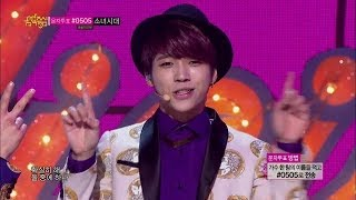 【TVPP】Woohyun(Toheart) - Delicious, 우현(투하트) - 딜리셔스 @ First Unit Debut Stage, Show Music core Live