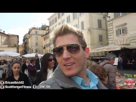 ROME: Colosseum, Vatican, Pantheon, Sightseeing, Restaurants & Breakdancing!