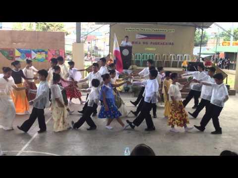 Polka Sa Nayon Davao Central College(grade 7) video