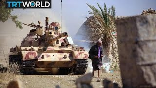 The War In Yemen: Military divided amid conflict in the country