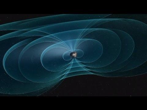 euronews space - Satélites que estudian el campo magnético de la Tierra