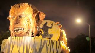 Join Krewe of Boo in New Orleans
