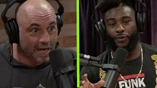 Aljamain Sterling's DIY Conditioning Program | Joe Rogan