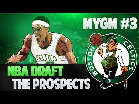 NBA 2K15 My GM Mode Ep.3 - Boston Celtics | NBA Draft: The Prospects | PS4
