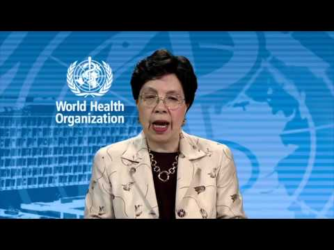 Margaret Chan - Uplifting values of the UN