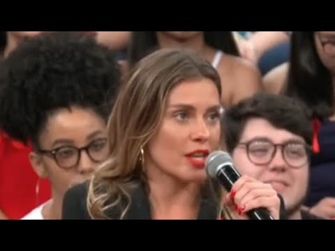 POLÊMICA? Carolina Dieckmann revela desejo de casar novamente no Altas Horas