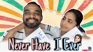 Never have I ever | Sheshadrie - Krishan | just for fun