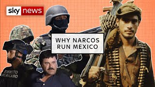 How did Narcos take control of Mexico? | Explained