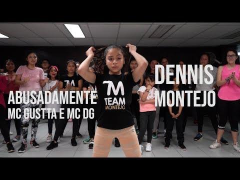 Abusadamente - MC Gustta E MC DG/ Choreography by DENNIS MONTEJO thumbnail