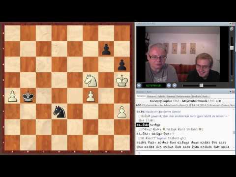 ChessBase TV Austria - 7. Sendung, 05/2014