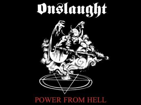 Onslaught - Death Metal