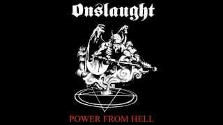 Watch Onslaught Death Metal video