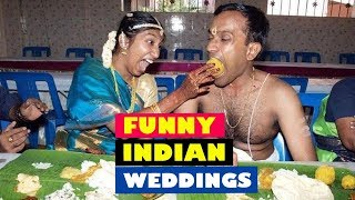 Funny Indian Marriages Cant Stop After Watching This