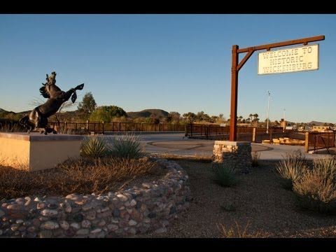 Wickenburg, Arizona...for a true cowboy western experience!