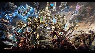 Совместные задания StarCraft II legacy of the void Приятного просмотра на эксперте