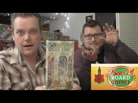 Once Upon A Time (Beer and Board Games)