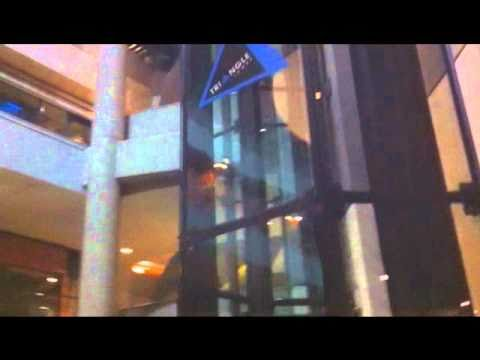 Westin Bonaventure Elevators Westin Bonaventure Elevators