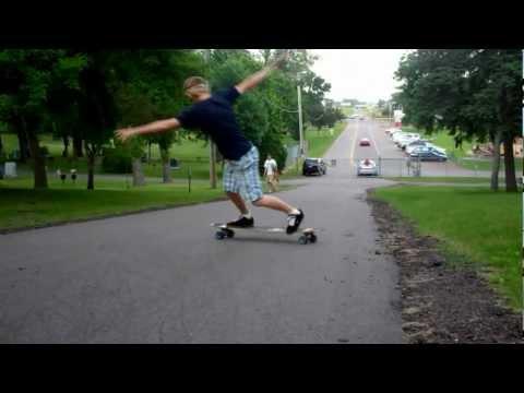 Minnesota Longboarding - Anoka Skaters pt.1