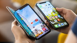 iPhone 11 Pro vs Galaxy Fold: Choose wisely