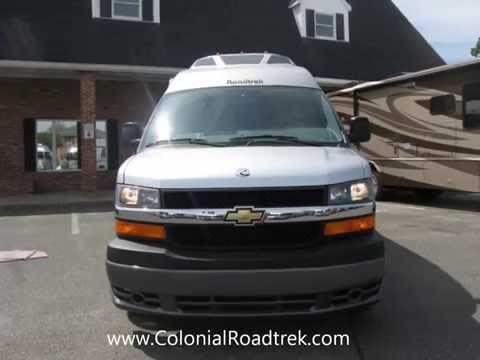 2013 Roadtrek 190-Popular Class B RV Motorhome Chevrolet Express New Jersey