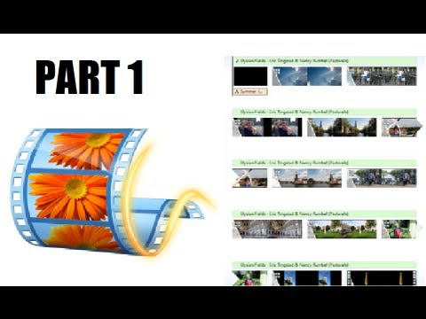 How to edit CoD clips with windows live movie maker - Basics Part 1
