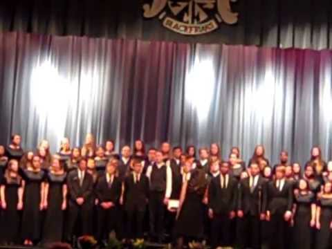 Fenwick High School Spring Choral Concert May 14, 2014 - 05/16/2014