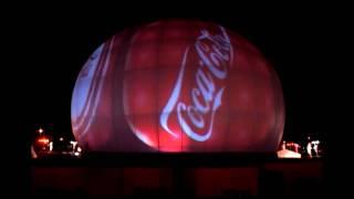 Coca-Cola Projection Dome